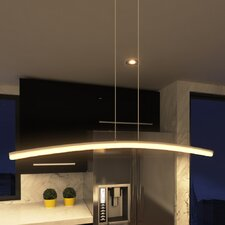 Haeidi LED Linear Chandelier