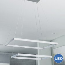 Atria Duo LED Chandelier