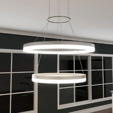Tania Duo 2 Tier LED Chandelier