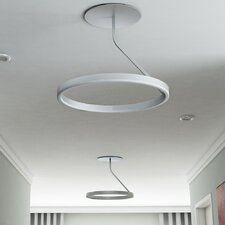 Zuben LED Orbicular Semi-Flush Mount