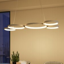 Capella 5 Light Geometric Pendant