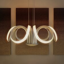 Capella 6 Light Geometric Pendant