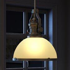 Dorado 1 Light Bowl Pendant