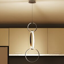 Capella 3 Light Pendant
