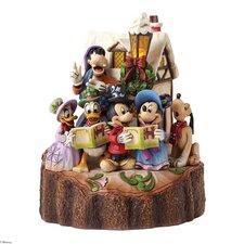 Holiday Harmony Carolling Figurine
