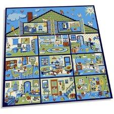 Spielteppich Doll House