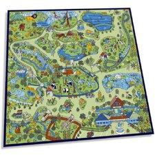 Spielteppich Safari Park