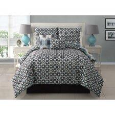 Tiberius 5 Piece Comforter Set