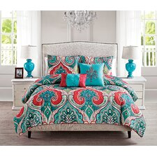 Casablanca 4 Piece Twin Comforter Set