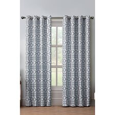 Tribeca Grommet Drape Single Curtain Panel