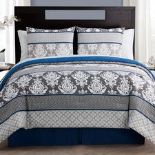 Beckham 8 Piece Bed in a Bag Set