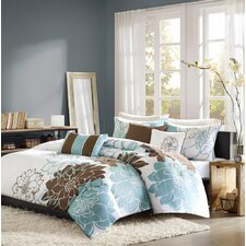 Lola 6 Piece Duvet Cover Set