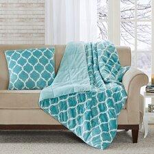 Ogee Oversized Throw Blanket
