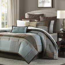 Lincoln Square 8 Piece Comforter Set