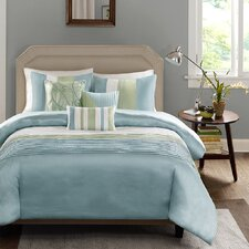 Carter 6 Piece Duvet Cover Set