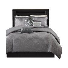 Quinn 6 Piece Duvet Cover Set