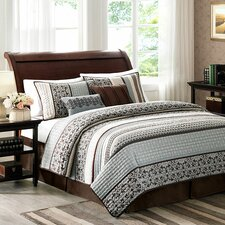 Princeton 5 Piece Coverlet Set