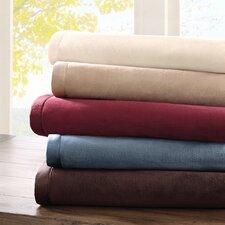 Velour Plush Blanket