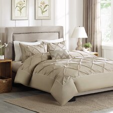 Celine 4 Piece Duvet Cover Set