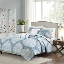 Rachel 6 Piece Coverlet Set