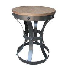 Ridge Rustic Pedestal Top Table