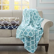Ogee Oversized Throw Blanket