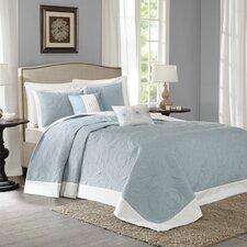 Ashbury 5 Piece Bedspread Set