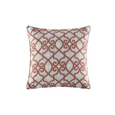 Daven Printed Fretwork 3M Scotchgard Outdoor Pillow