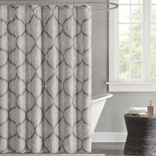 Amara Polyester Shower Curtain