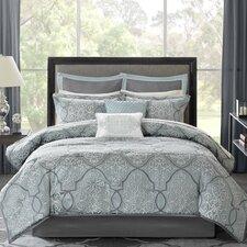 Lavine 12 Piece Comforter Set
