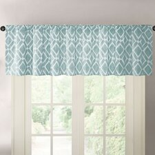 Print Light-Filtering Curtain Valance