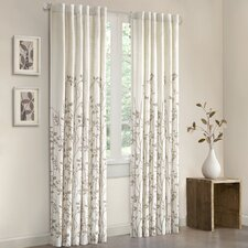 Tunisia Single Light-filtering Curtain Panel