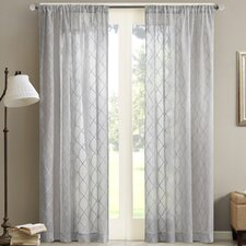 Irina Single Light-filtering Curtain Panel