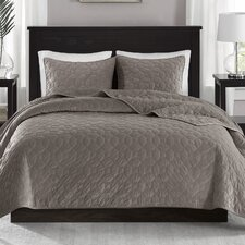 Harper 3 Piece Coverlet Set