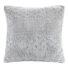 Camilla Textured Plush Throw Pillow