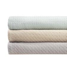 Yarn Dye Liquid Cotton Blanket