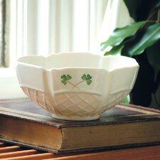 Shamrock Trellis Decorative Bowl