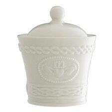 Claddagh Sugar Bowl with Lid