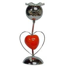 Heart Shaped Oil Warmer