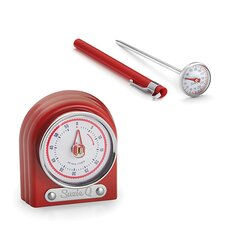 Measuring Timer and Thermometer Set