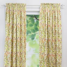 Findlay Rod Pocket Curtain Panel