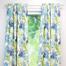 Monaco Breeze Rod Pocket Curtain Panel