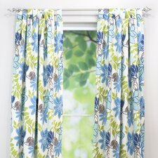 Monaco Breeze Tab Top Curtain Panel