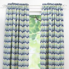 See Saw Felix Rod Pocket Curtain Panel