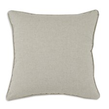 Linen Corded Linen Throw Pillow
