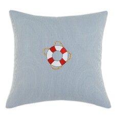 Oxford Sailor Throw Pillow