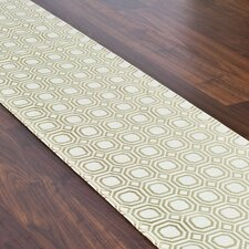 Milo Straw Hemmed Table Runner