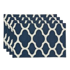 Strathmore Lined Placemat (Set of 4)