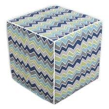 See Saw Felix Corded Cube Ottoman