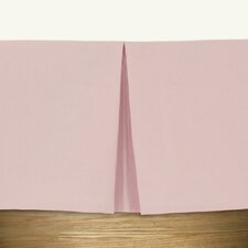 Duck Pleated Bed Skirt